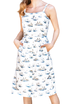 The Notebook Midi Dress