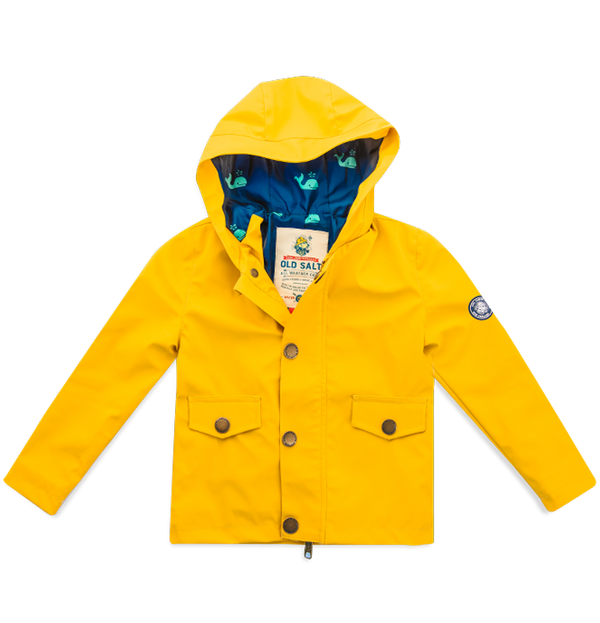 Old Salt Kids Raincoat