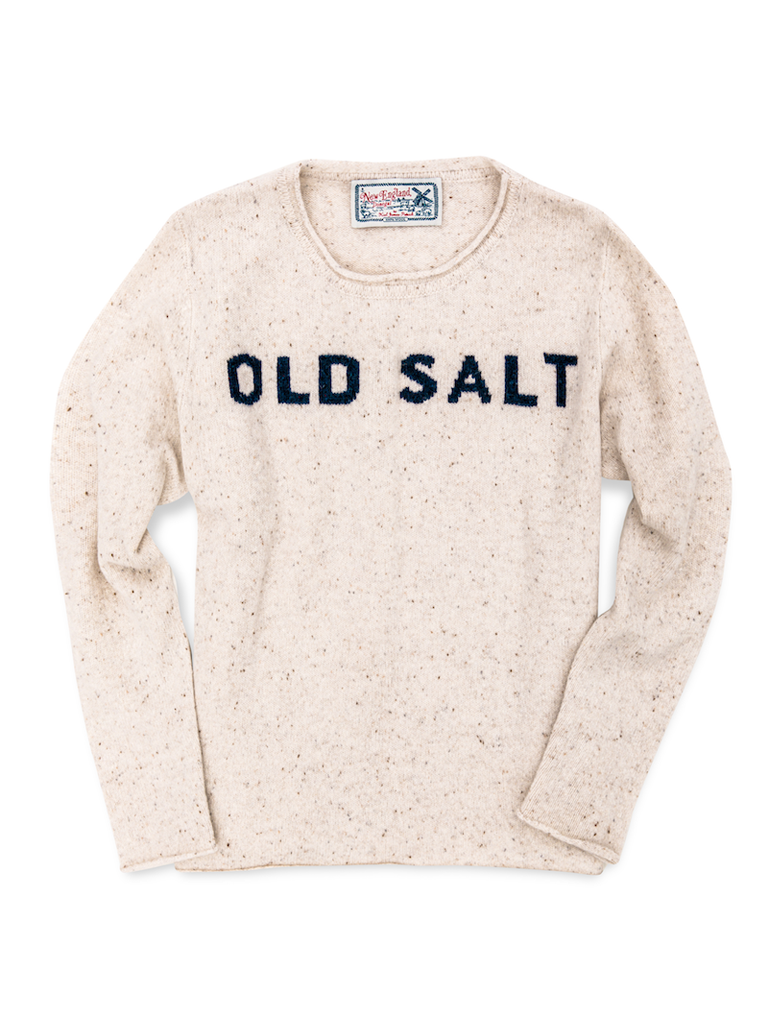 Old Salt Sweater