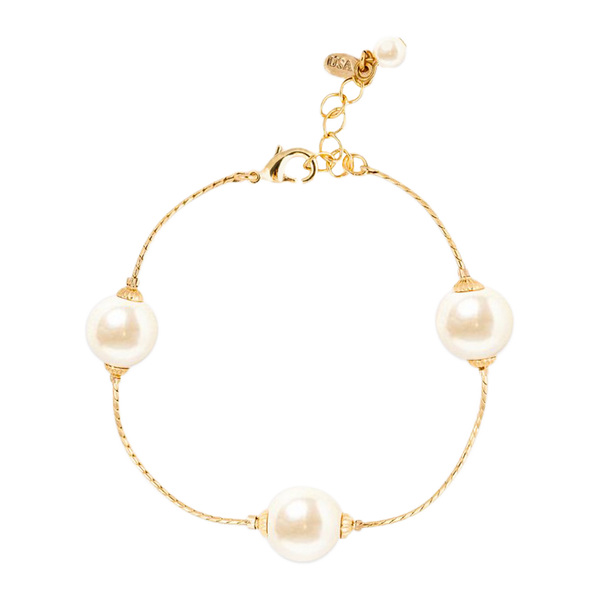 Pearlfection Bracelet- Freshwater Pearls