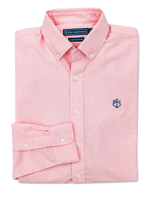 Vineyard Pink Oxford