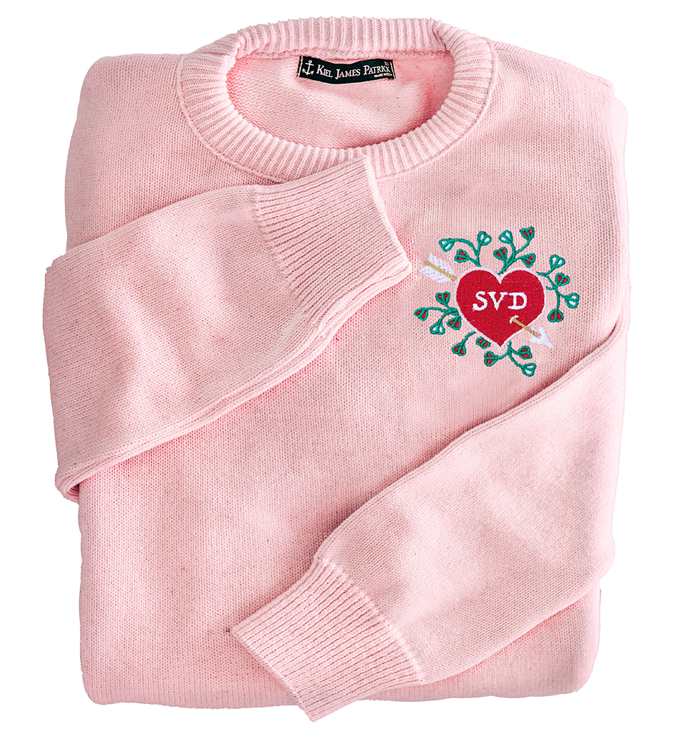 Sweetheart Sweater (Women's)