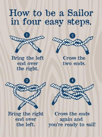 The Sailor's Knot Belt