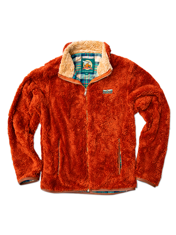 Taconic Mountain Moose Fleece