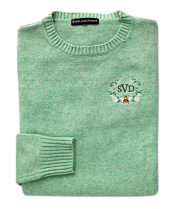 The Garden Bee Sweater