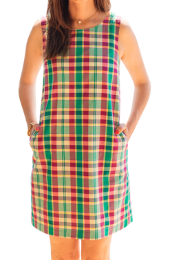 Rose Island Shift Dress