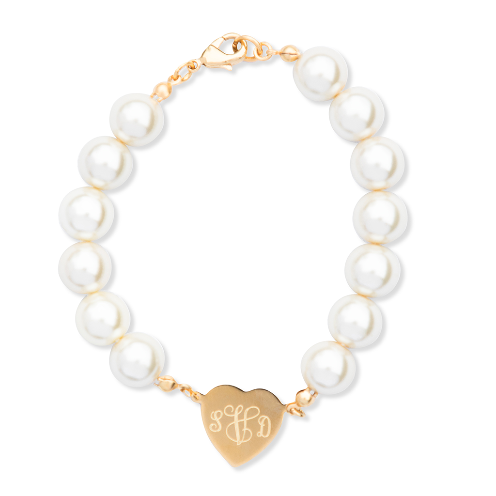 Sweetheart in Pearls Bracelet