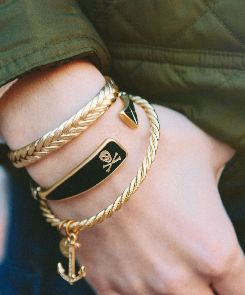 Golden Sailor Charm