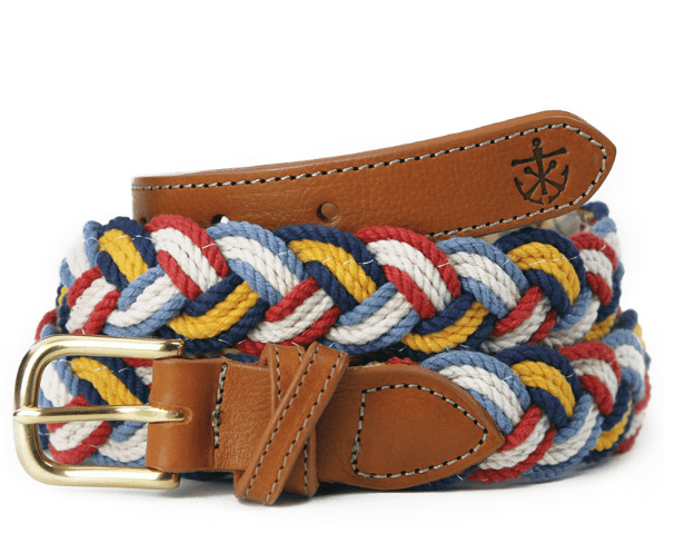 Calmwind Croffix Belt - Kiel James Patrick Anchor Bracelet Made in the USA