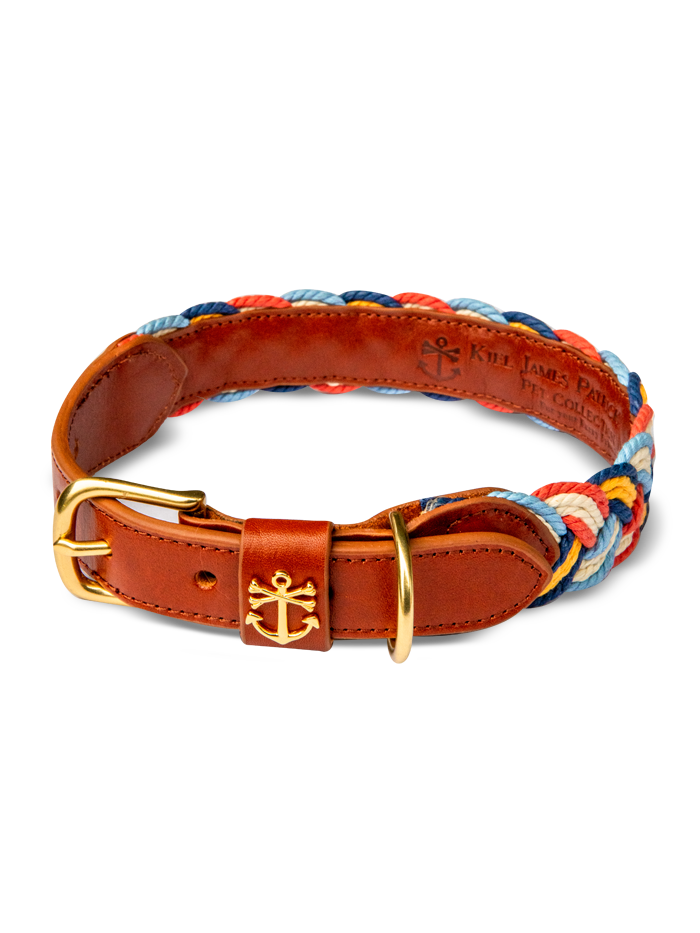 Tristram Calm Waters Dog Collar