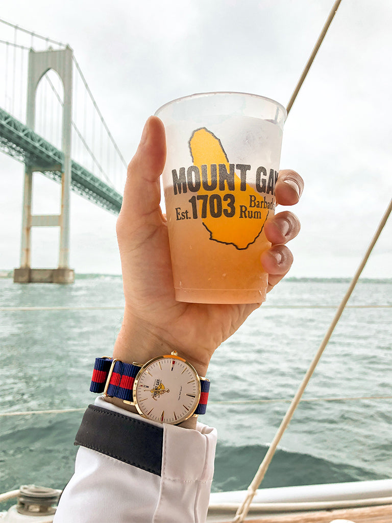 The Mount Gay Rum Regatta Watch
