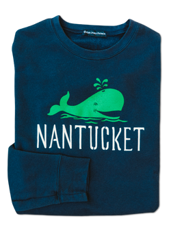 Whaley Nantucket Sweatshirt - Navy