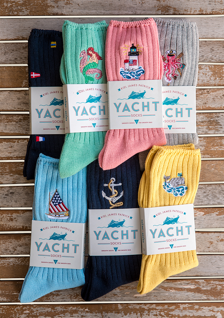 The Yacht Sock Collection