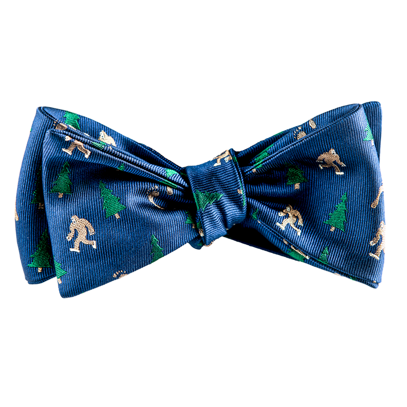 King of the Mountains Bow Tie