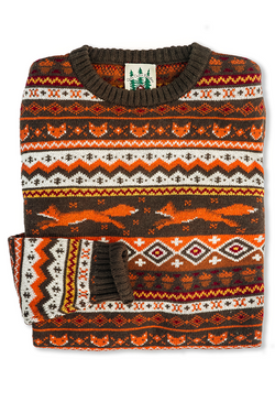 The Fantastic Fox Sweater