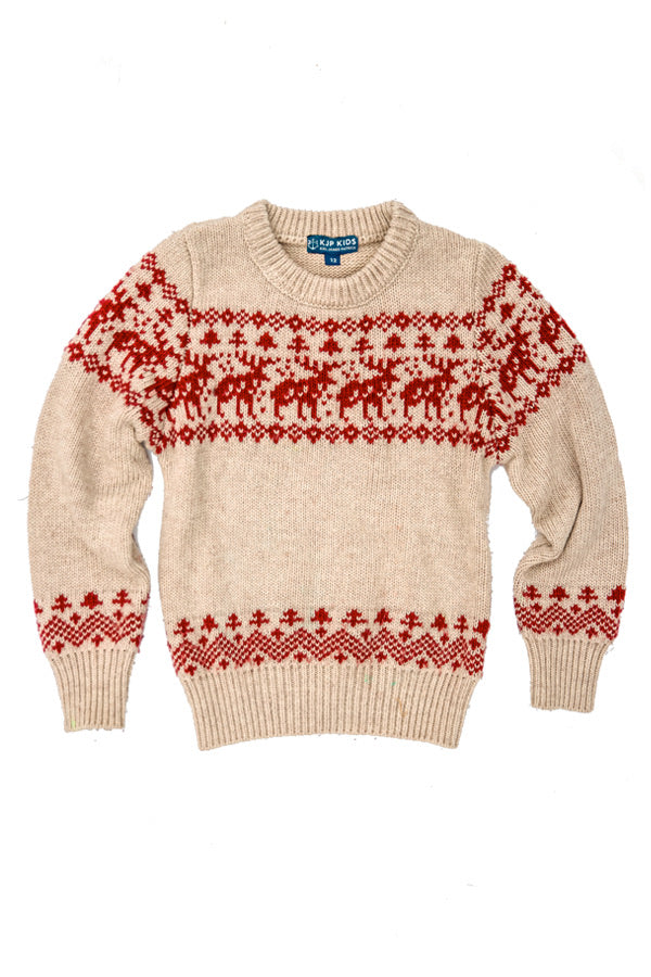 The McCallister Kids Sweater