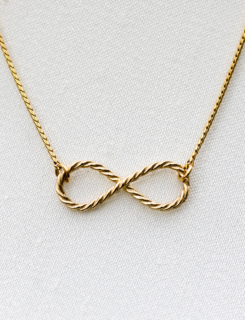 Nautical Forever Necklace