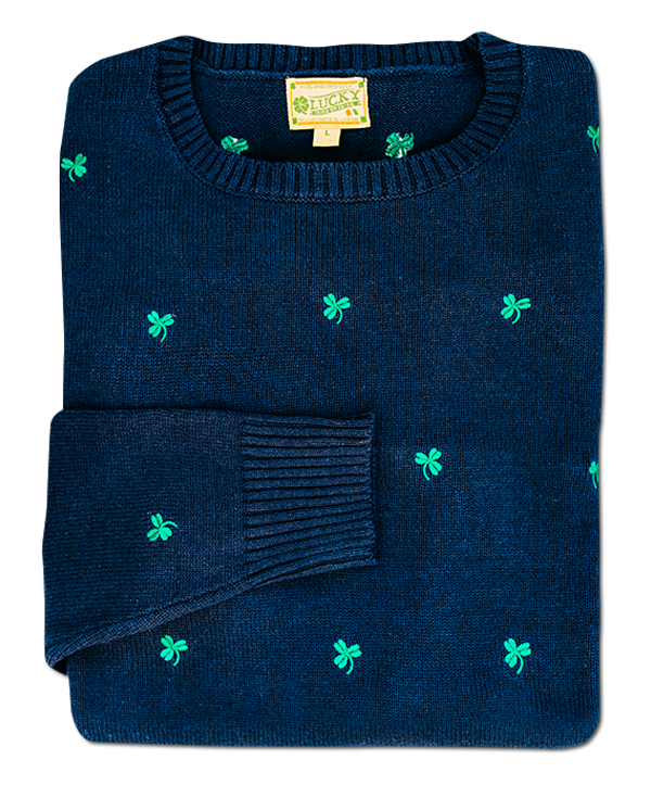 Lucky Charm Sweater (Men's)