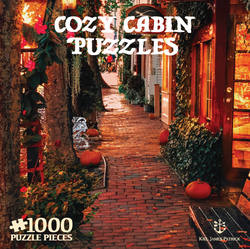 Nantucket Autumn Magic Puzzle