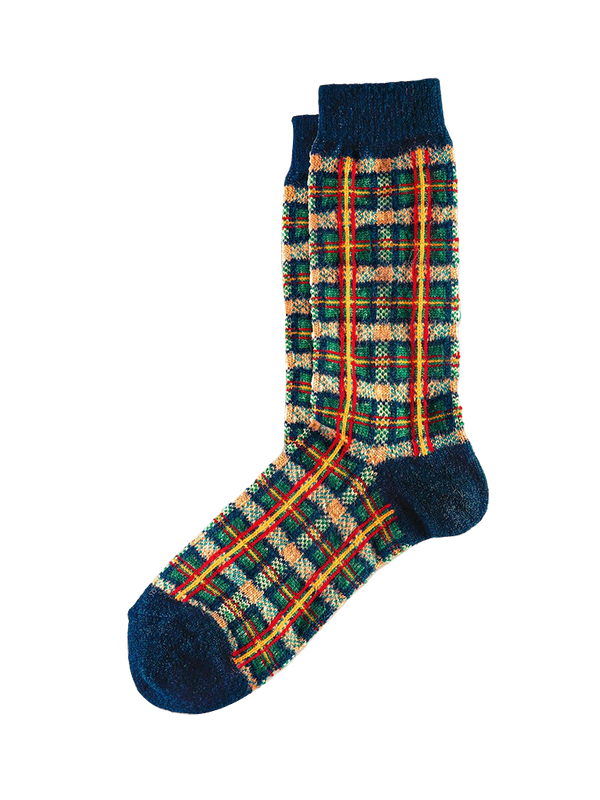 New England House Sock