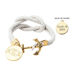 Cape Knot Hitch Monogram--Class of 2019