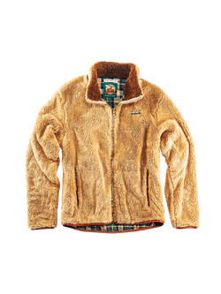 The White Mountain Moose Fleece