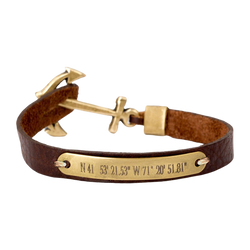World Traveler's Bracelet - Tan