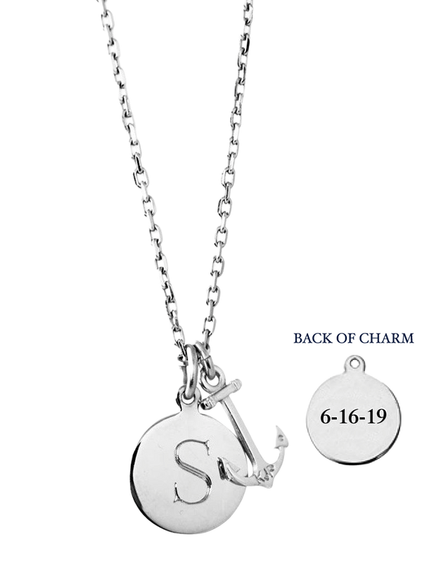 Silver Sailor's Keepsake