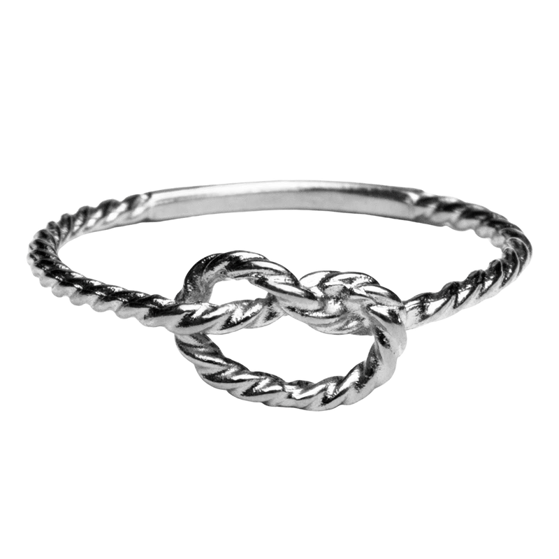 Sailor Forever Knot - Silver