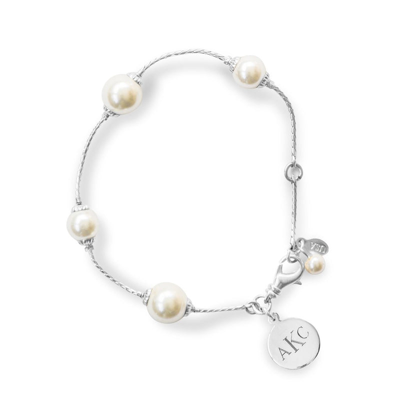 Pearlfection Monogram Bracelet--Class of 2020