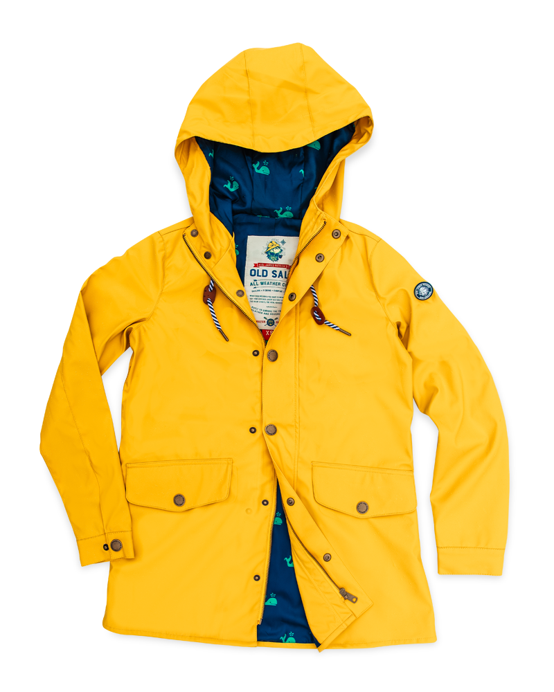 Old Salt Raincoat (Men's)
