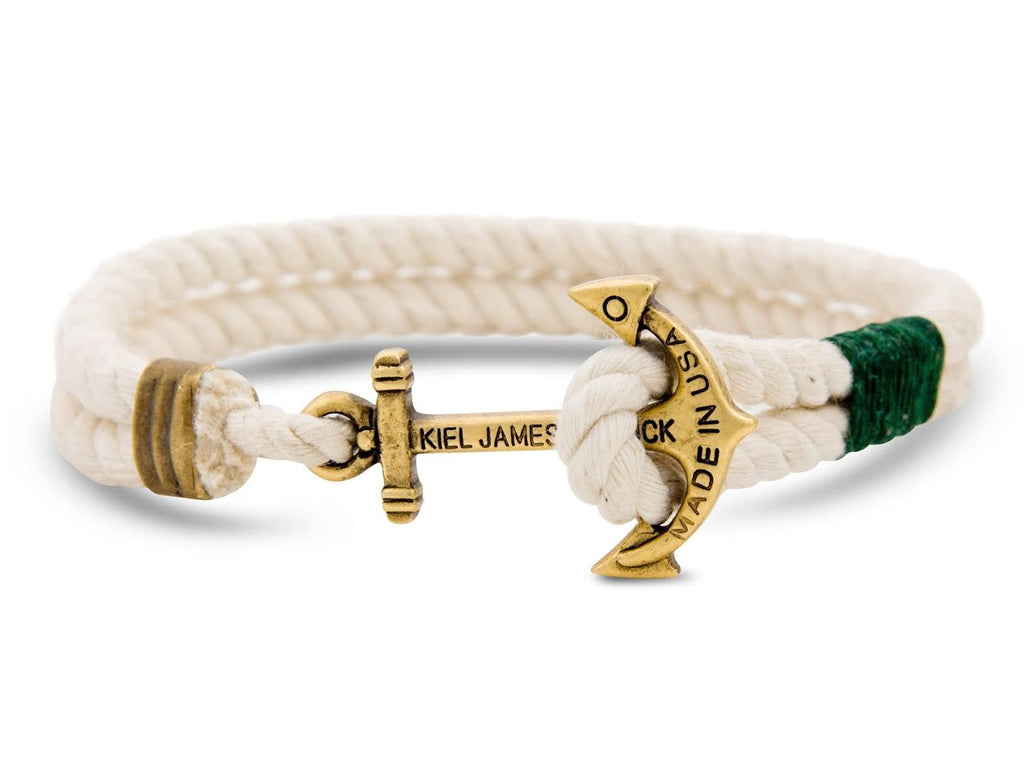 Anchor Yourself - Kiel James Patrick Anchor Bracelet Made in the USA