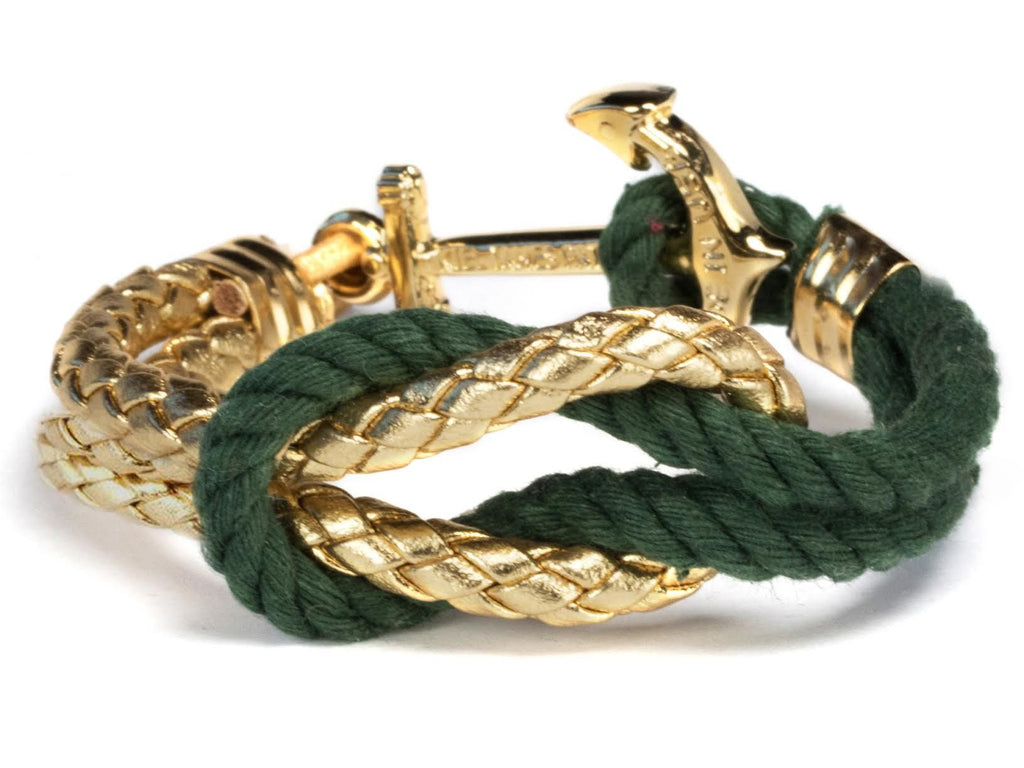 Drop Your Anchor - Kiel James Patrick Anchor Bracelet Made in the USA
