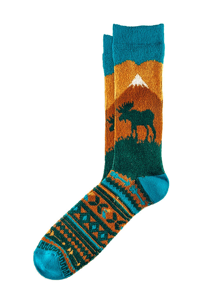 The Great Moose Sock