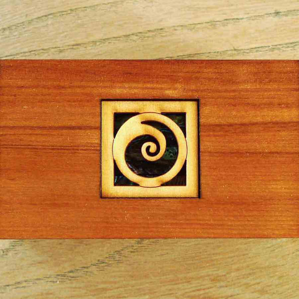 This picture shows the KORU lid design.
