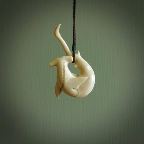 Hand carved wooly mammoth tusk jewellery. Made by NZ Pacific - jewellery for sale online.