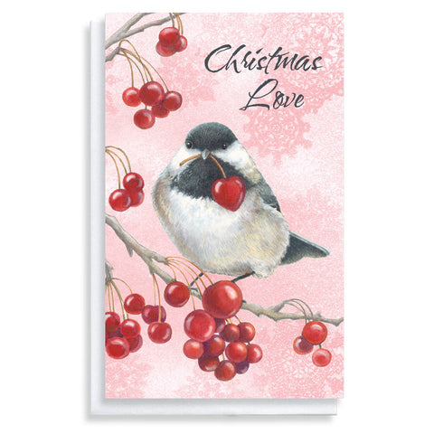 Chickadee Love - small enclosure
