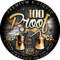 100 Proof Vape Co. E Liquid