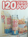 120 Cereal Pop E Liquid