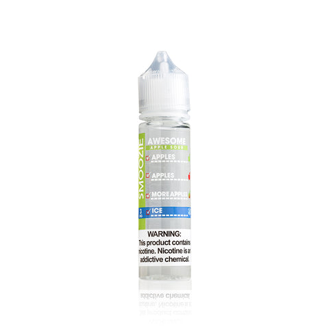 Awesome Apple Sour Ice - Smoozie E Liquid
