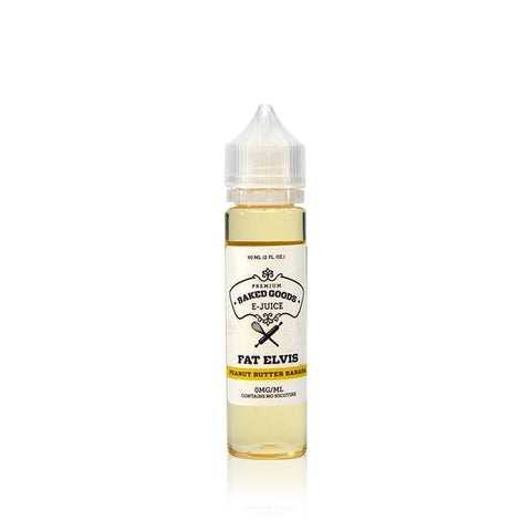 Fat Elvis - Baked Goods E Liquid
