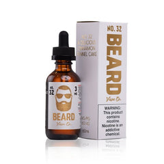 No. 32 E Liquid - Beard Vape Co