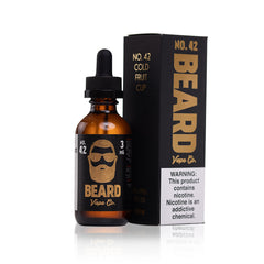 No. 42 E Liquid - Beard Vape Co