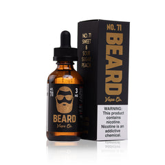 No. 71 E Liquid - Beard Vape Co
