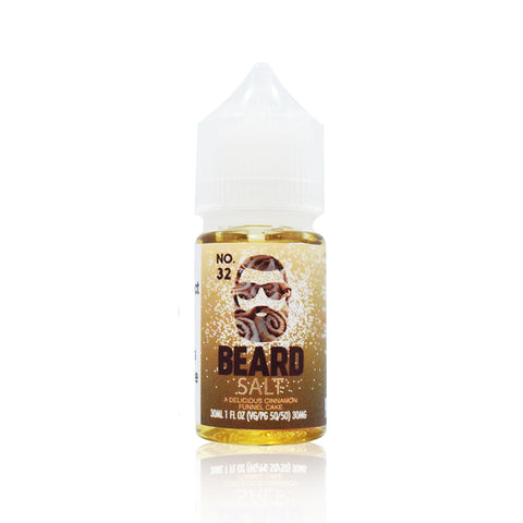 No. 32 - Beard Salts E Liquid