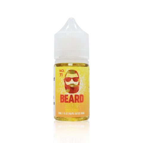 No. 71 - Beard Salts E Liquid
