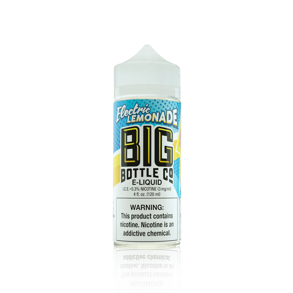 Electric Lemonade - Big Bottle Co. E Liquid