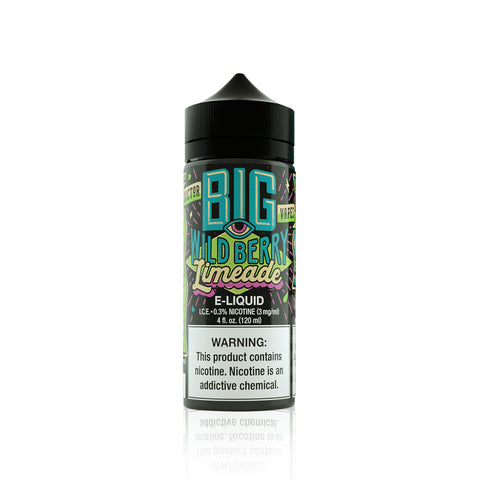 Wild Berry Limeade – Doctor Big Vapes E Liquid