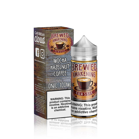 Mocha Hazelnut Coffee - Brewed Awakening E Liquid