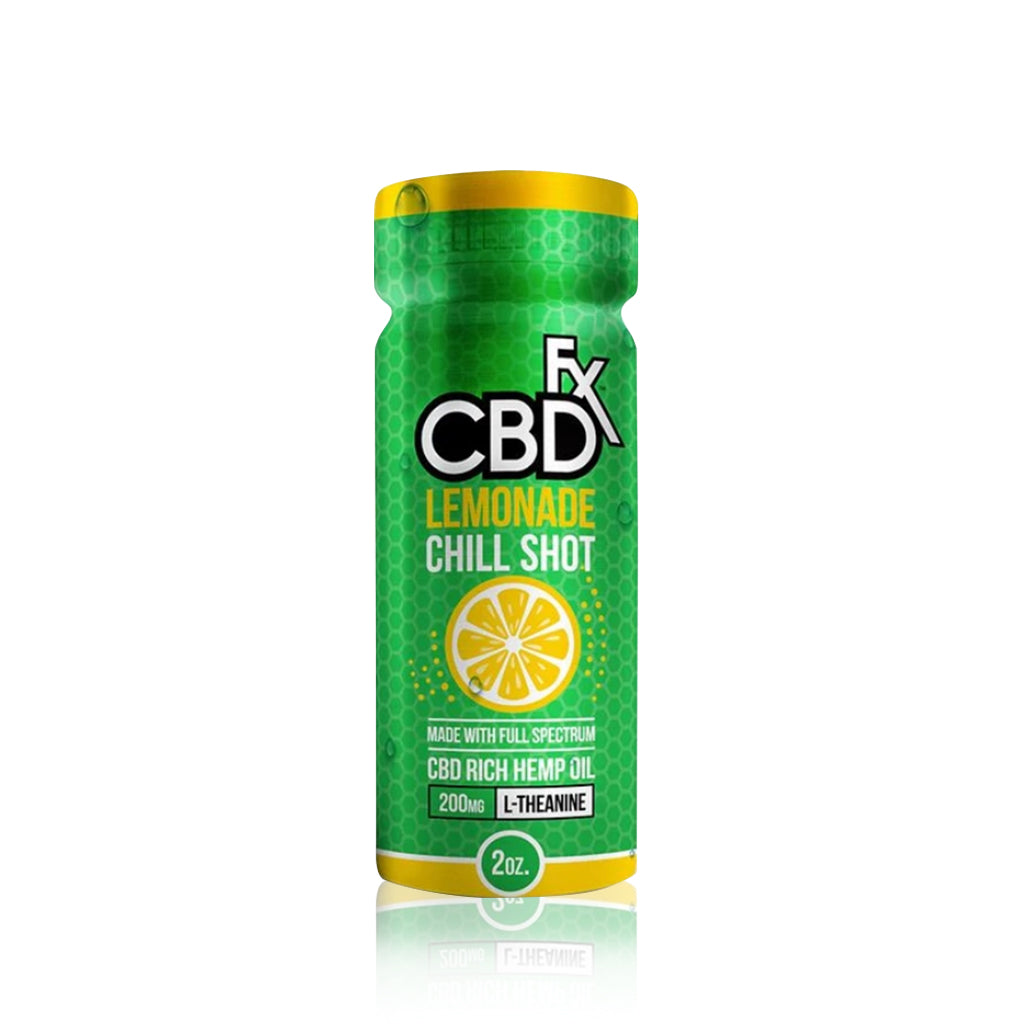 Chill Shot Lemonade - CBDfx
